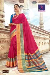 Sangrila Roseberry Series 4071-4082 Stylish Party Wear Saree
