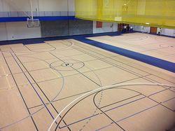 Rajeev Industries Sports Flooring Services