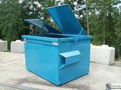 Waste Garbage Container-1 (2.5 Cubic Meter)