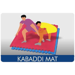 Red And Blue Karate Mats, For Kabaddi, Rs 685 /square meter