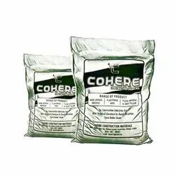 Cement Cohere Construction Materials, Packaging Size: 30kg, Packaging Type: Bag