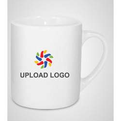 White Corporate Tea Mugs