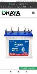 Microtek Inverter Batteries, 150, Tubular Battery