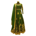 Designer Hand Work Anarkali Suit