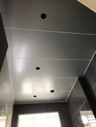 Wash Room ACP Ceiling Panel Work