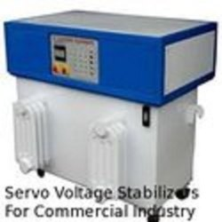 Servo Voltage Stabilizers For Commercial Industry