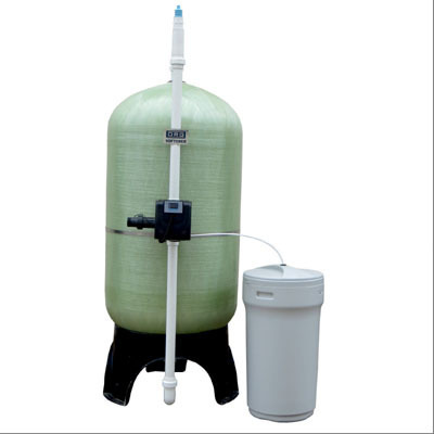 FRP Ultra Bungalow Water Softeners, Vertical