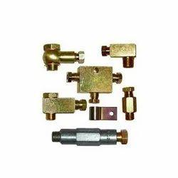 Brass Lubrication Fittings