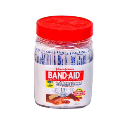Pharmaceutical Tablets - Band Aid Washproof Exporter from Pune