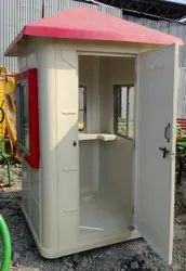 Fibre Security Cabin 4'X4' (Code C-2)