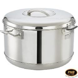 Stainless Steel Insulated Food Container 20 liter SS Container