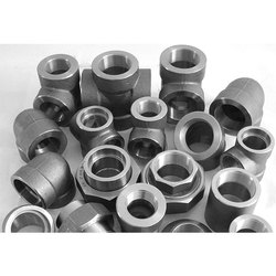 Stainless Steel Forge Fittings, Size: 4