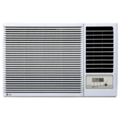 d0c5edb10 LG Window Air Conditioner 1.5T with Ocean black protection at Rs ...