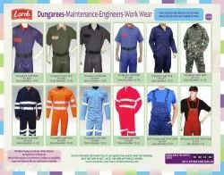 Dungaree- Overall- Industrial Uniform