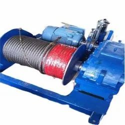 Industrial Heavy Duty Electric Winch