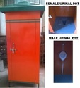 Portable Ladies Urinal Cabins