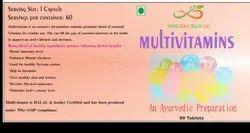 Multivitamin Plus Tablets