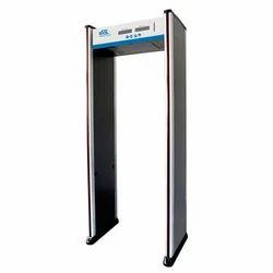 6 Zones Standard Walk Through Metal Detector