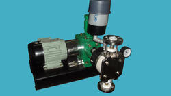 PTFE Acid Injection Pump