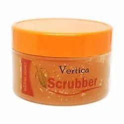Herbal Orange Scrub Gel 300 Gm Ayurvedic, Packaging Size: 300 Gram