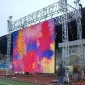 High Brightness Big Advertising Mobile P6 Outdoor LED Screen for Truck