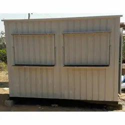 Bunk Shop Container