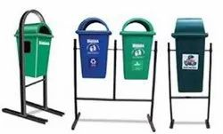 Waste Bin  With Stand