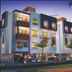 2BHK Flat Constructions Services