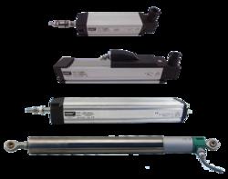 Linear Scale Potentiometer - Linear Scale Rod & Slide type