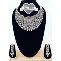 Wedding Necklace Set, Packaging Type: Box