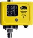 Orion Yellow Ku High Range Pressure Switch, 125/250 Vac
