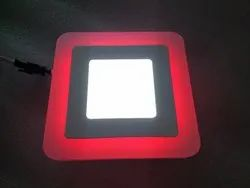 12W - 4W Square 2 In 1 LED Color Panel Light