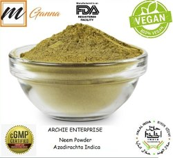 100% Natural Neem Leaf Powder (Azadirachta Indica) 50 KG