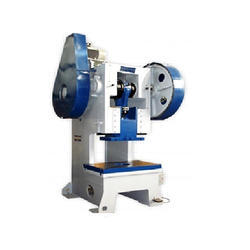 C Frame Press With Rolling Clutch