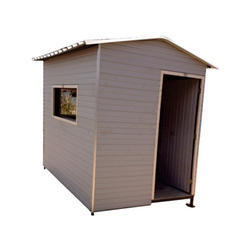 PVC Watchman Cabin