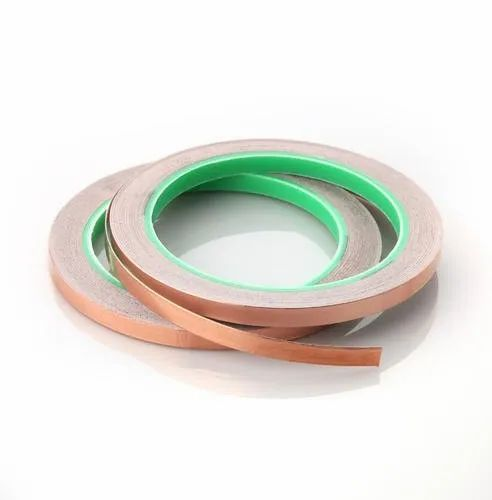 Shilpent 33m Conductive Adhesive Copper Foil Tape, Size: 1/2 inch