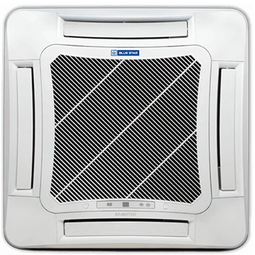 Blue Star 3 Ton Cassette Air Conditioner, Cooling Capacity: 10500 Watt