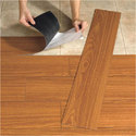 Rectangular Brown Pvc Floor Carpet