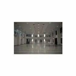 Red Auditorium Solution, Square