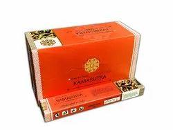 Kamasutra Premium Hand Rolled Masala Incense Sticks