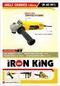 Iron King Angle Grinder 801