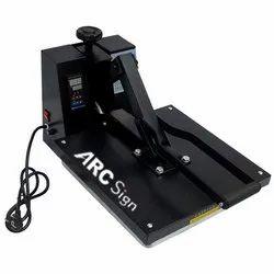 Flat Press Machine