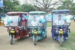 Toto Auto E Rickshaw