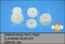 Cleaning Gear Set Sindoh N410 / N411 / N612