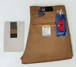 Hanex Knitted Cotton Trousers
