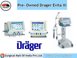 Pre-Owned Drager Evita XL
