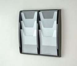 Acrylic Wall Mounted Leaflet Dispenser