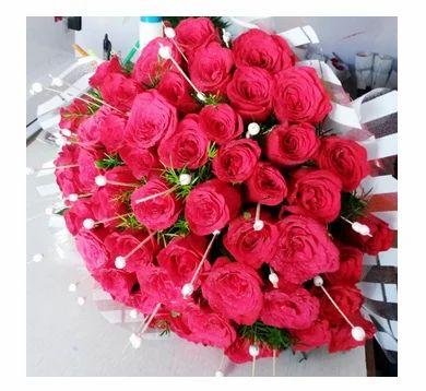 Love Around Red Flower Gift At Rs 1100 Pack Karkhana