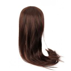 Brown Straight Hair Wig