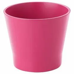 Pink FRP Flower Pot